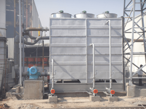 Closed Circuit Cooling Tower Closed Loop Cooling Tower